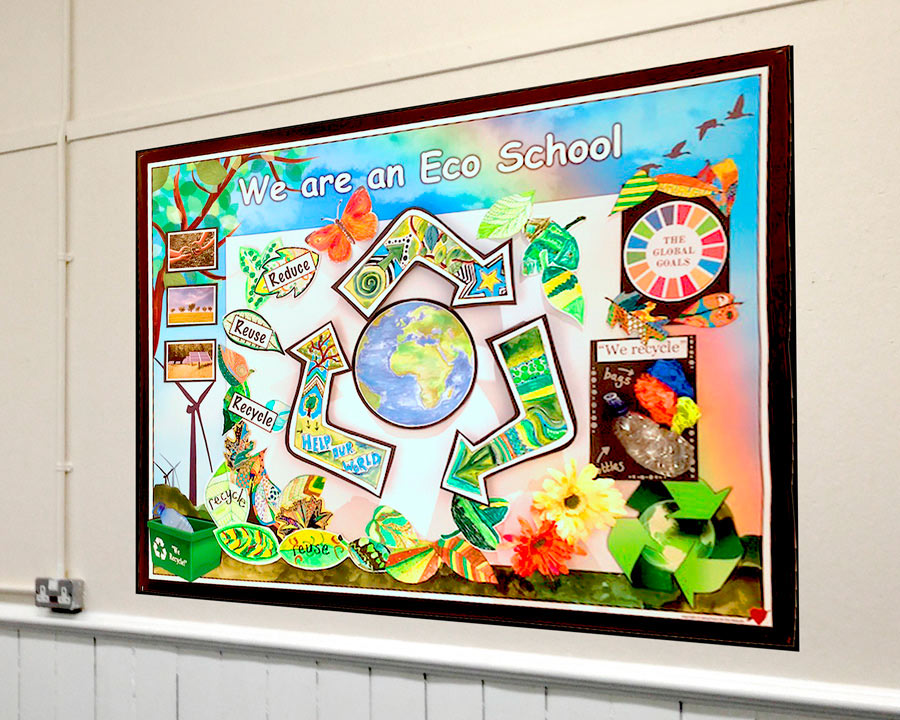 Eco School Display