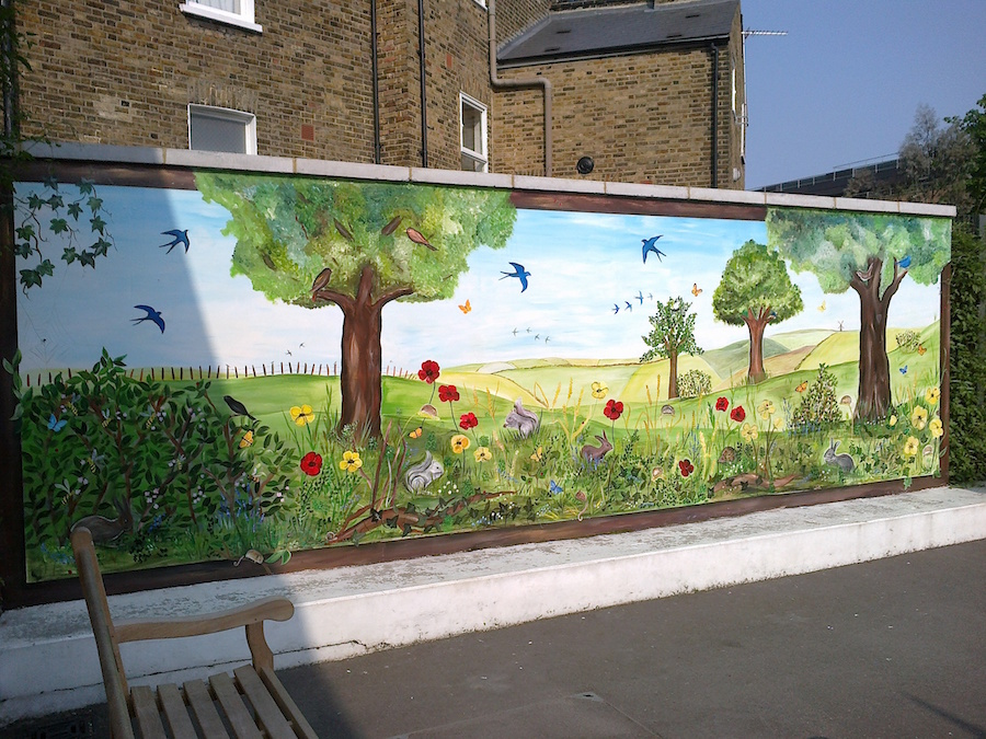 Countryside School Mural
