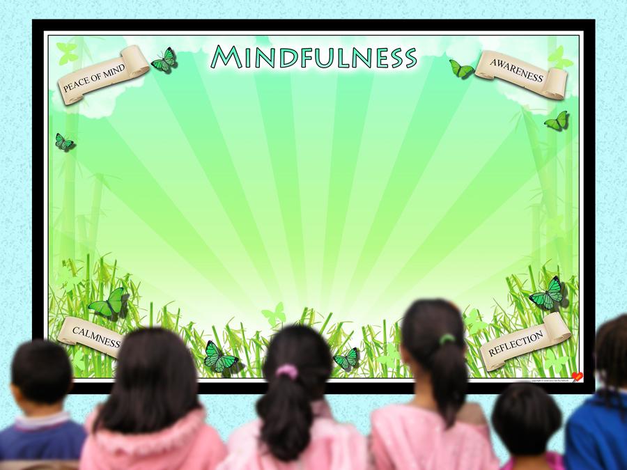 Mindfulness Classroom Display