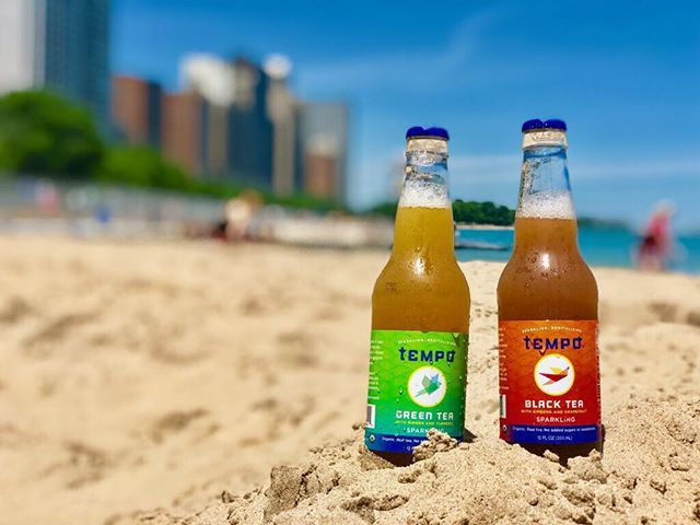 Hanging with friends this weekend on the beach! #pride #tempobev