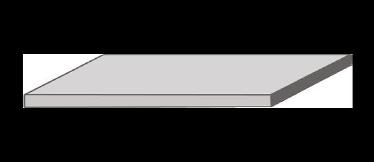 Worktop  1500mm x 650mm x 38mm 3000mm x 650mm x 38mm  Breakfast Bars  1000mm x 900mm x 38mm