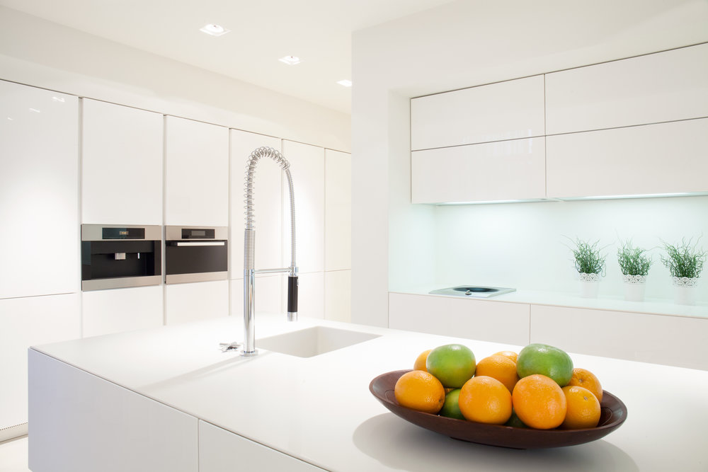 Thermoformed Tristone Sinks and Bowls