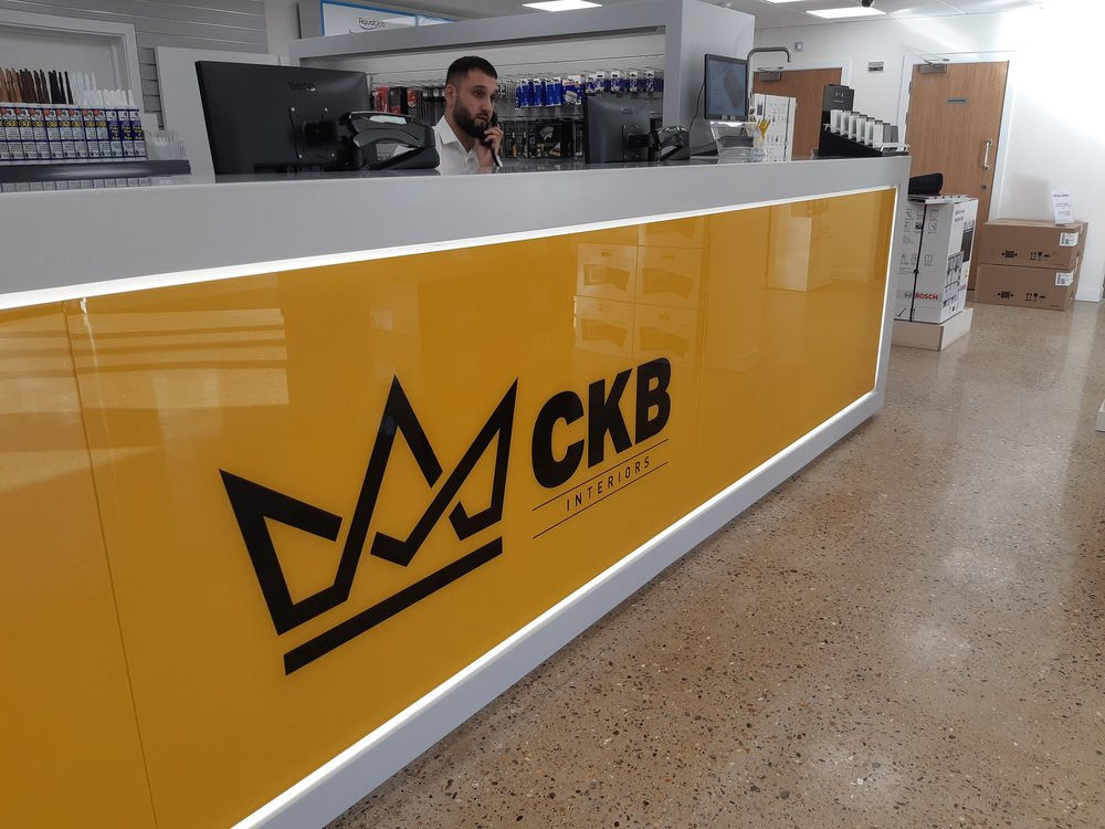 Crown Kitchens and Lighting