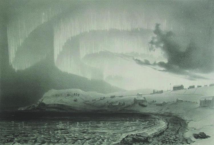 LE RESERCÉ EXPÉDITION - 1838