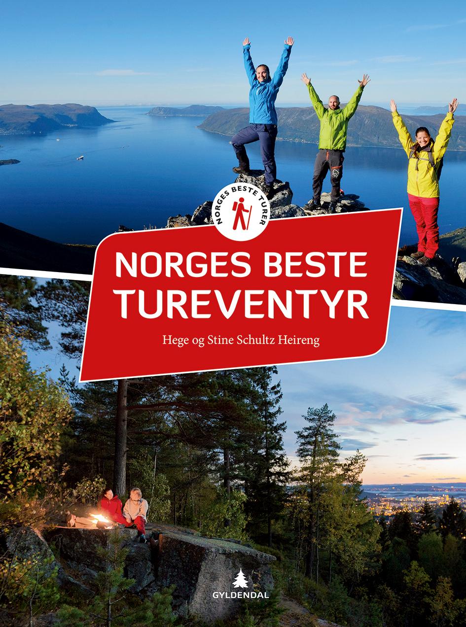 I 2017 ga tursøstrene ut boken «Norges beste tureventyr» på Gyldendal forlag