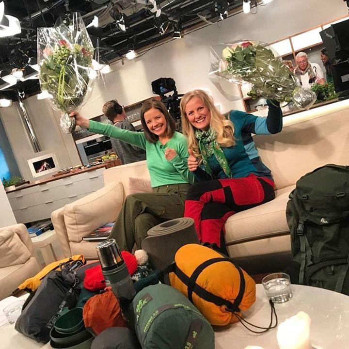 I juni 2017 ble tursøstrene tildelt den prestisjetunge Friluftslivsprisen 2017 live på TV2s God morgen Norge.