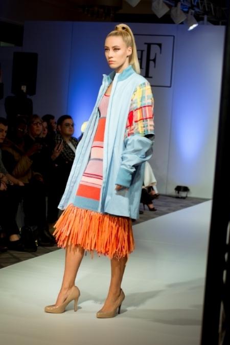 Designer :  Ujjwala Bhadu  Model :  Magda Swider