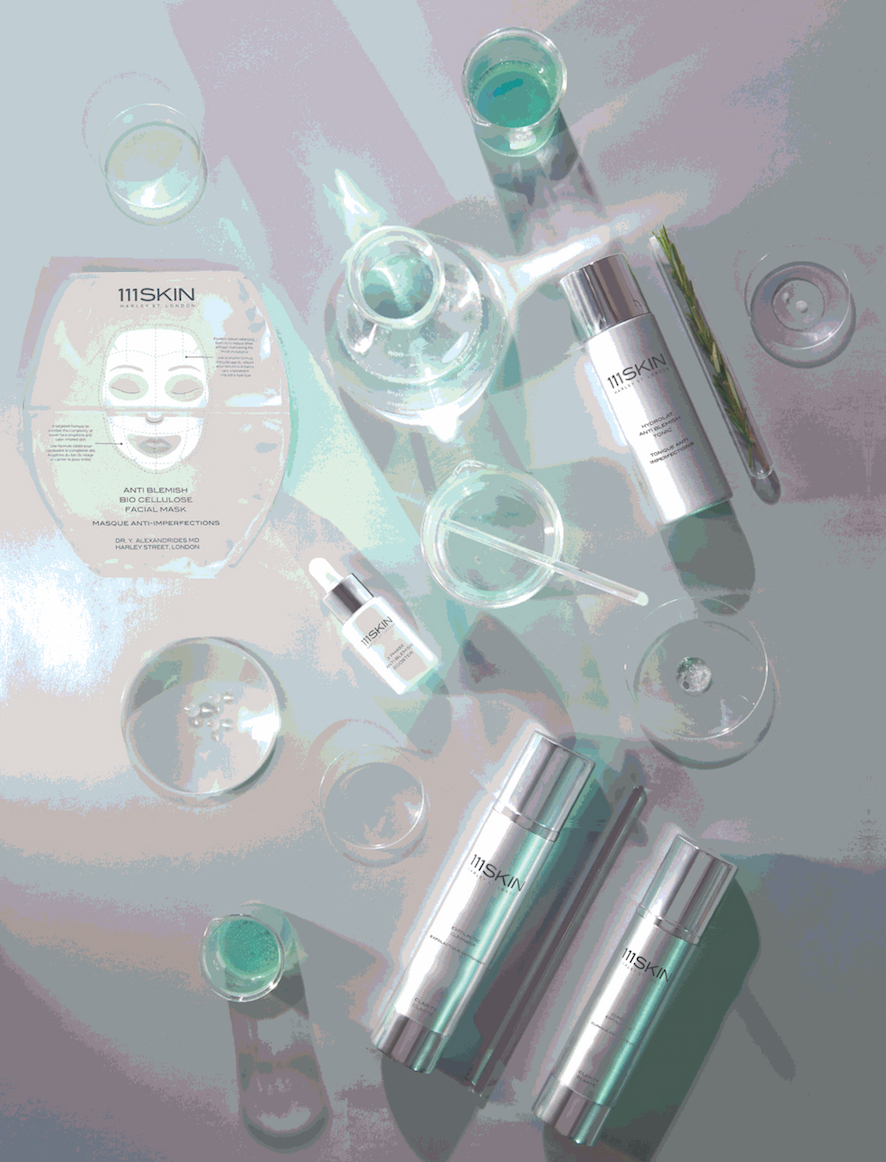 111 Skin Clarity Range