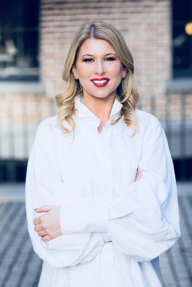 Lucy McPhail Founder Fetch Beauty