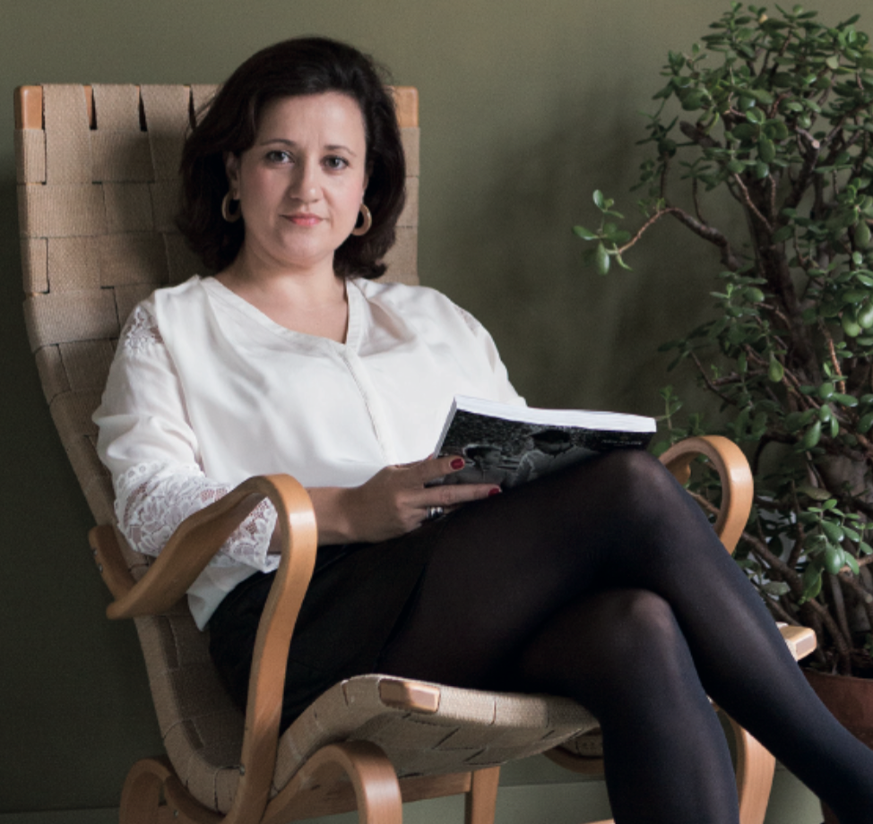Alexandra Nodes, Founder of Alex Carro Skincare