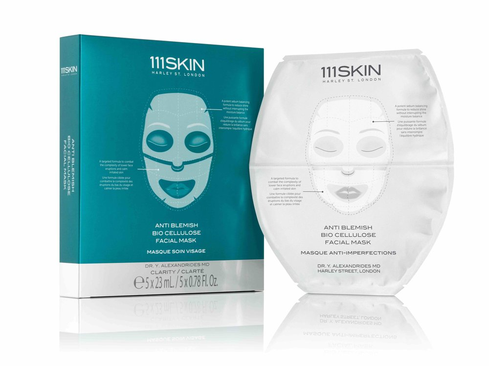 Clarity Anti Blemish Sheet Masks