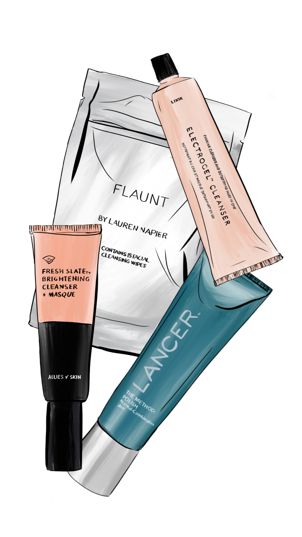 Fetch Beauty-Illustration-Double Cleansing-1.png