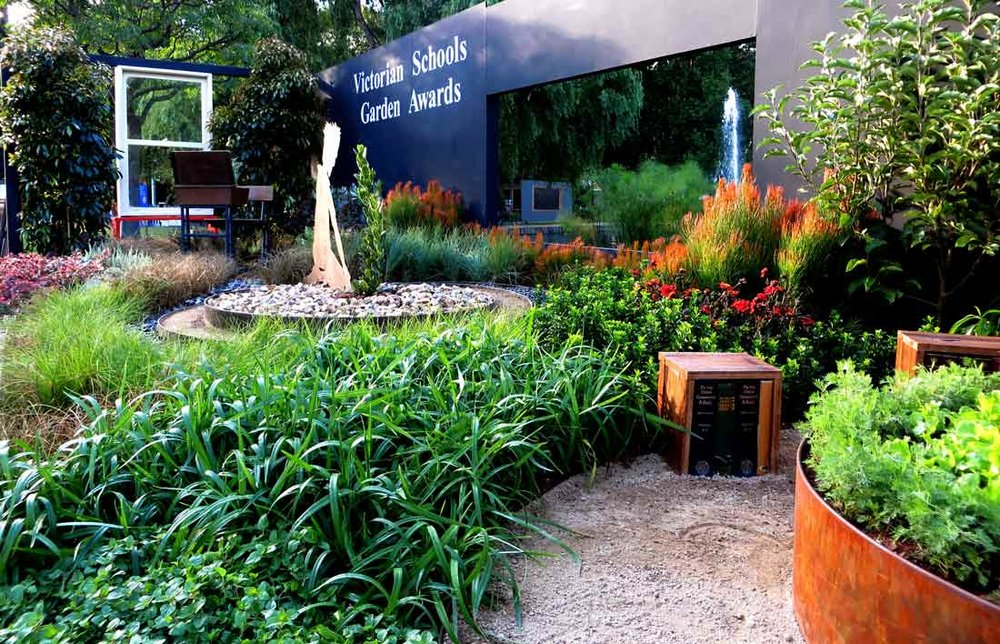 Garden show, australia With Swinburne Tafe -
