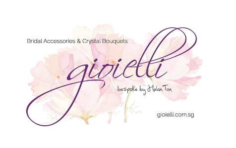Wedding Accessories - Gioielli provides crystal bouquets and customized crystal accessories for your occasions.