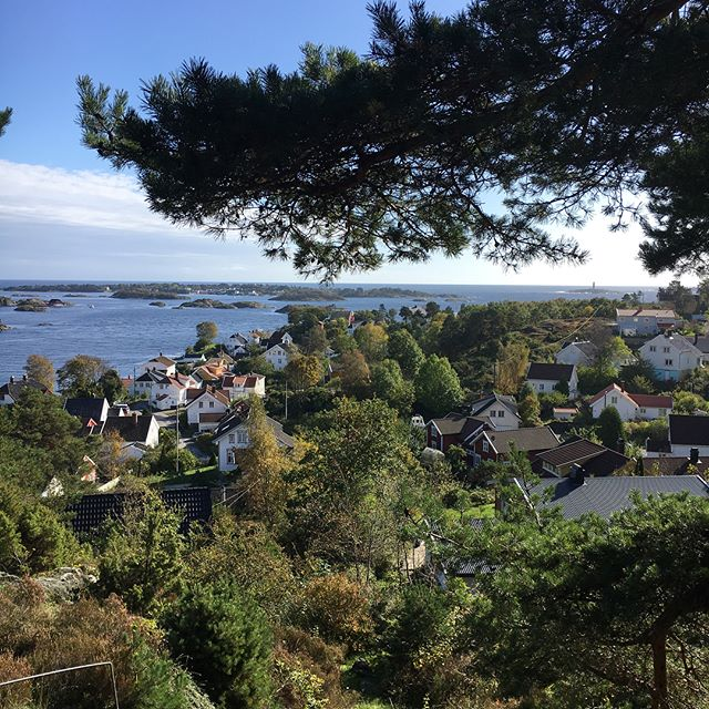 October in Arendal