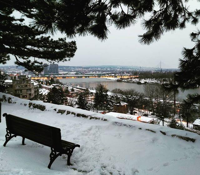 #beograd I #sneg #zatostovolimobeograd #senorbg