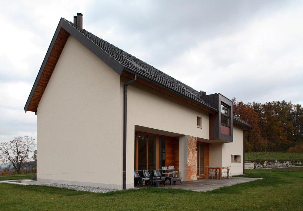 HOUSE RUPNIK  2004