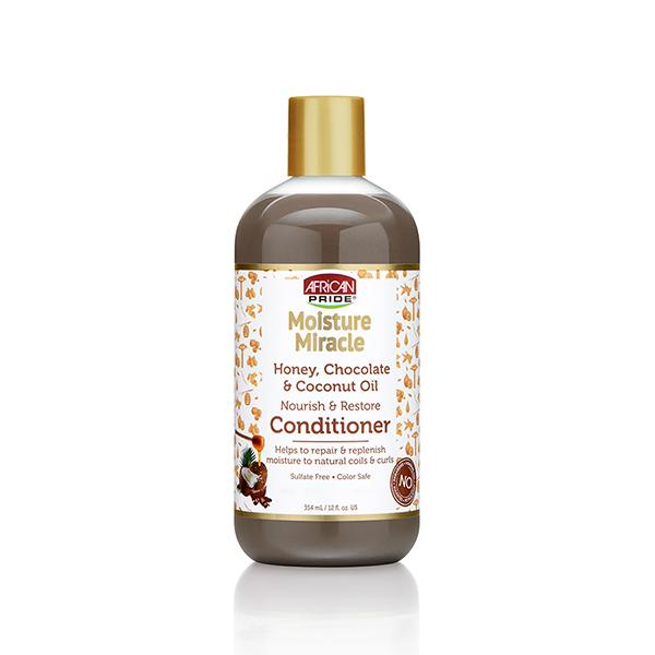 Honey, Chocolate & Coconut Oil Nourish & Restore Conditioner