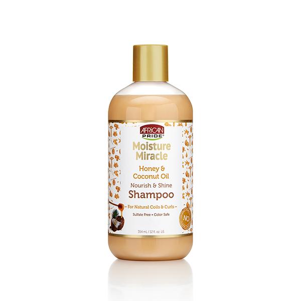 Honey & Coconut Oil Shampoo