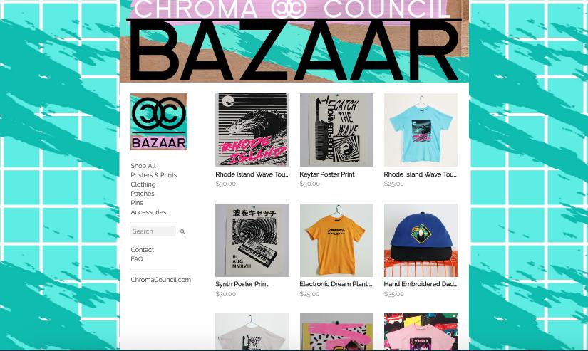 Shop BAZAAR -