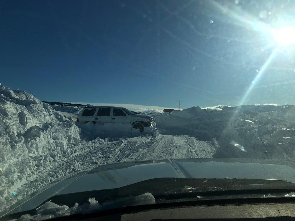 Stuck Durango