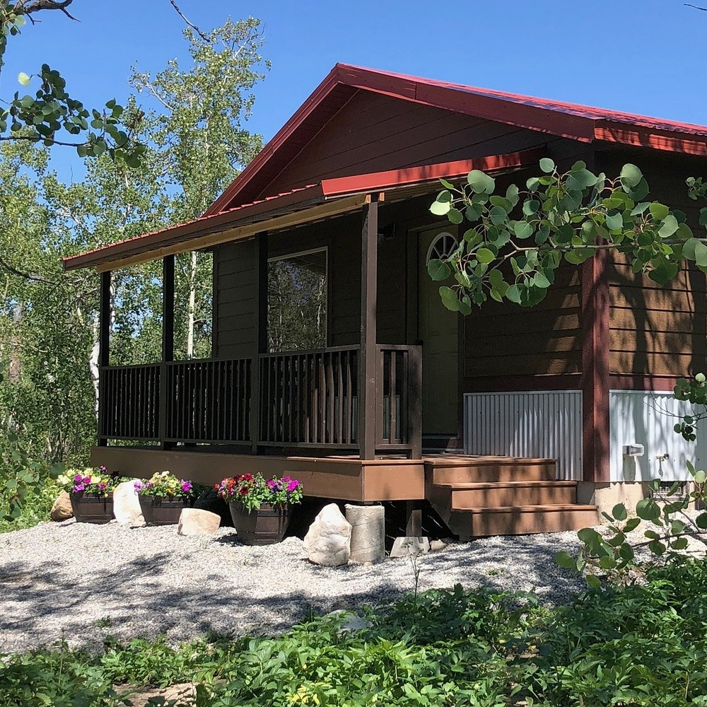 Our Cabins - Choose the perfect lodging for your stay on the east side of Glacier National Park.