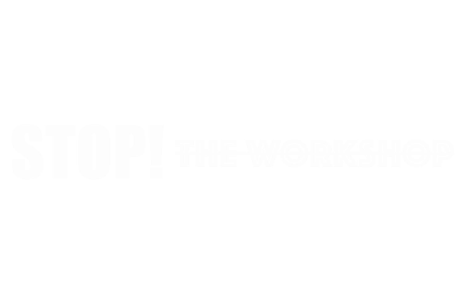 STOP! the workshop