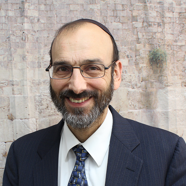 Rabbi Zehnwirth - Head of School