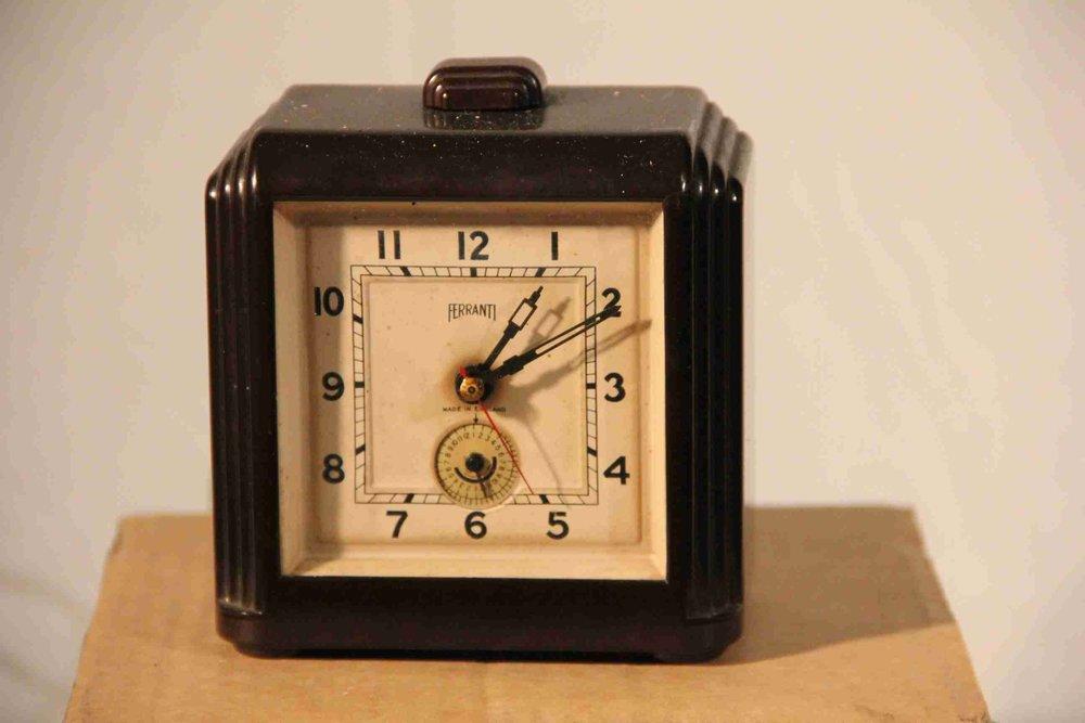 Bedside Clock
