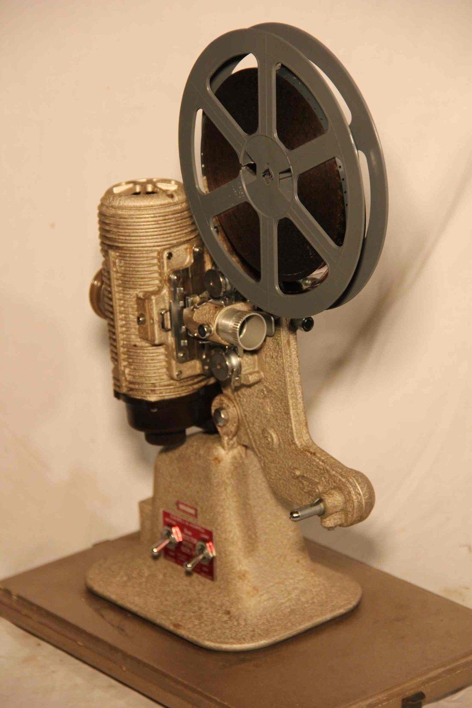 Film & Slide Projectors