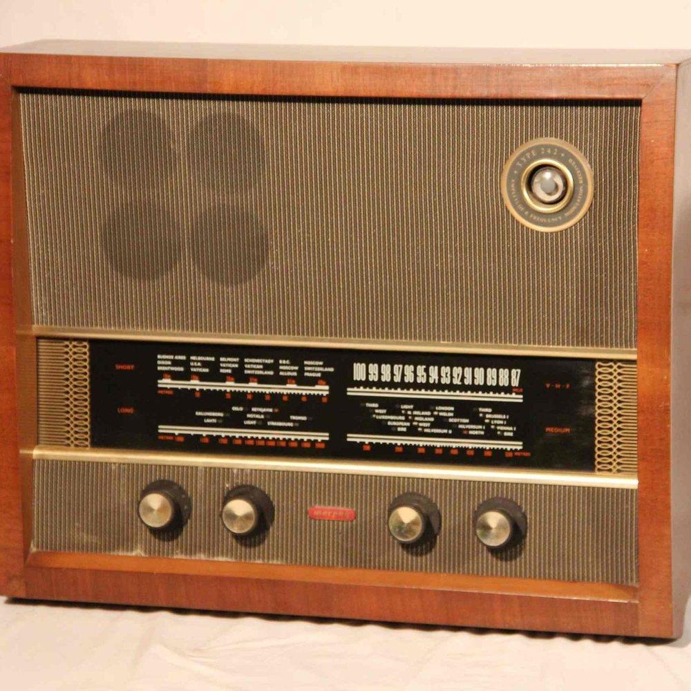 Wireless and Radio Sets