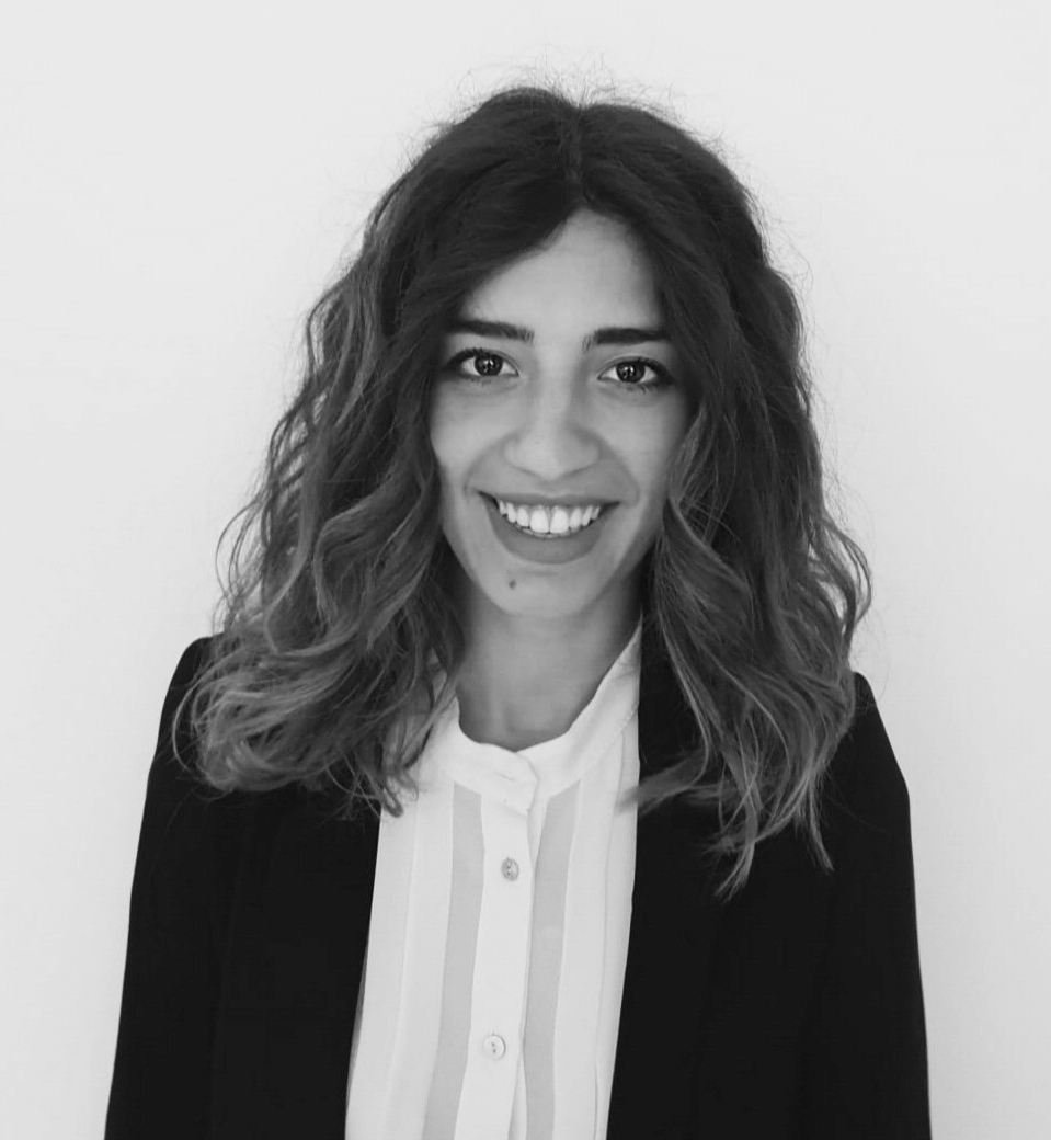 Federica Abbinante  -  Communications Associate