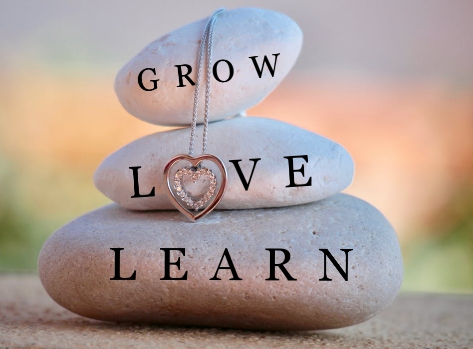 #LEARNLOVEGROW