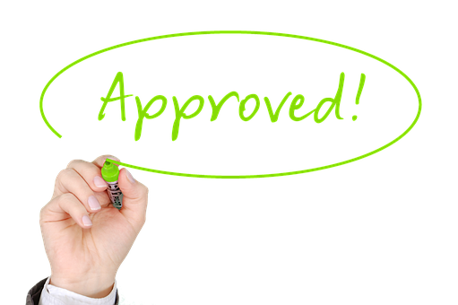 We can help get your application approved more quuckly