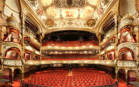 FUNDING CONSULTANCY - Helped Grand Opera House Seek Funding