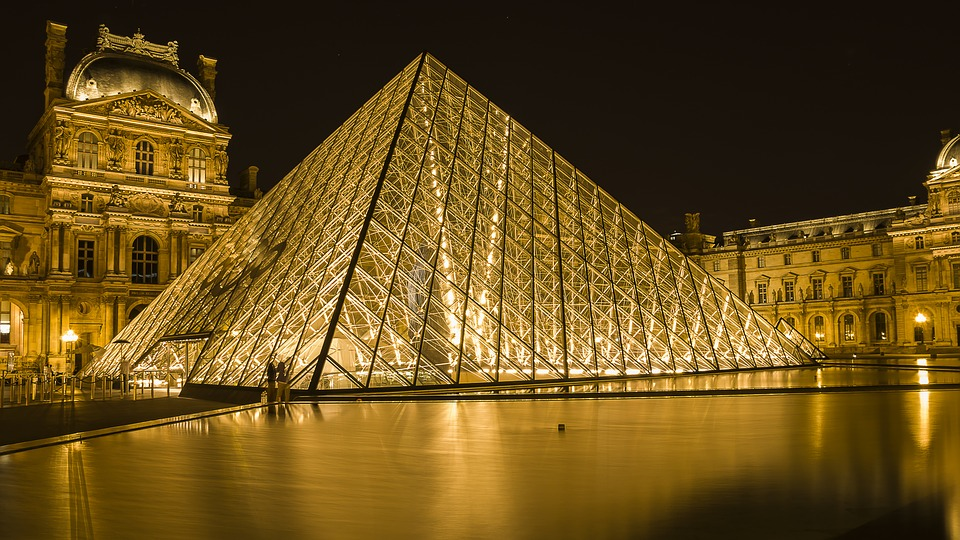 Louvre, Paris attracts 6m visitors per year