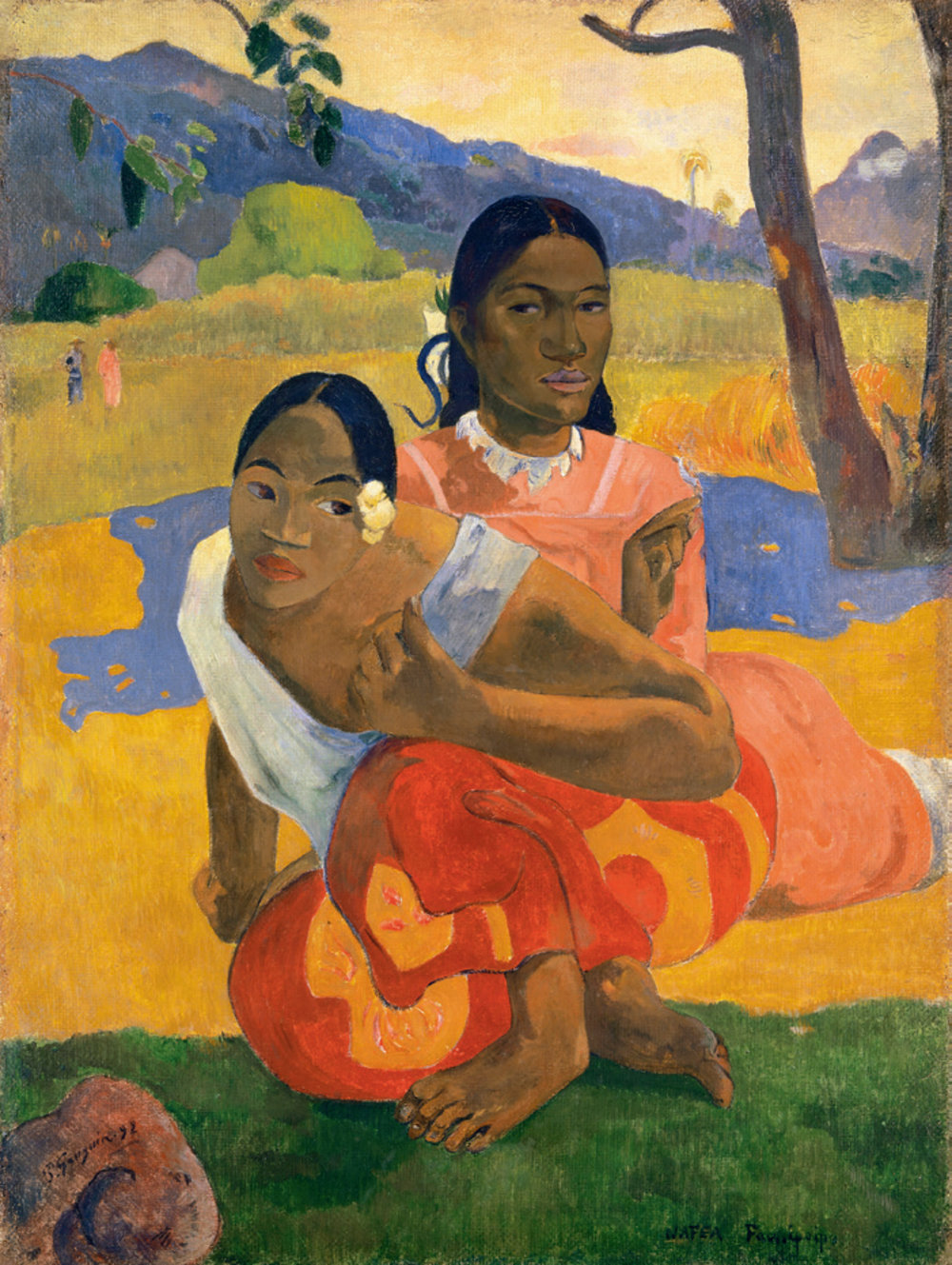 Paul Gauguin's Nafea Faa Ipoipo (sold for $300m in private sale)