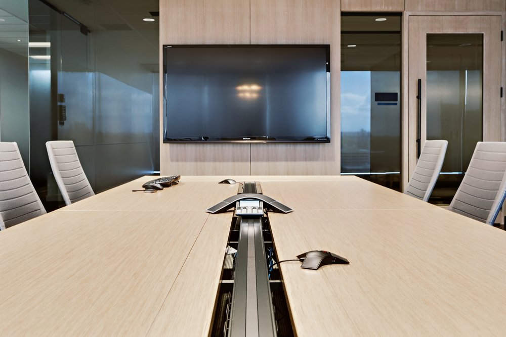 Corporate AV Installations, Meeting Room Equipment, Video Conferencing