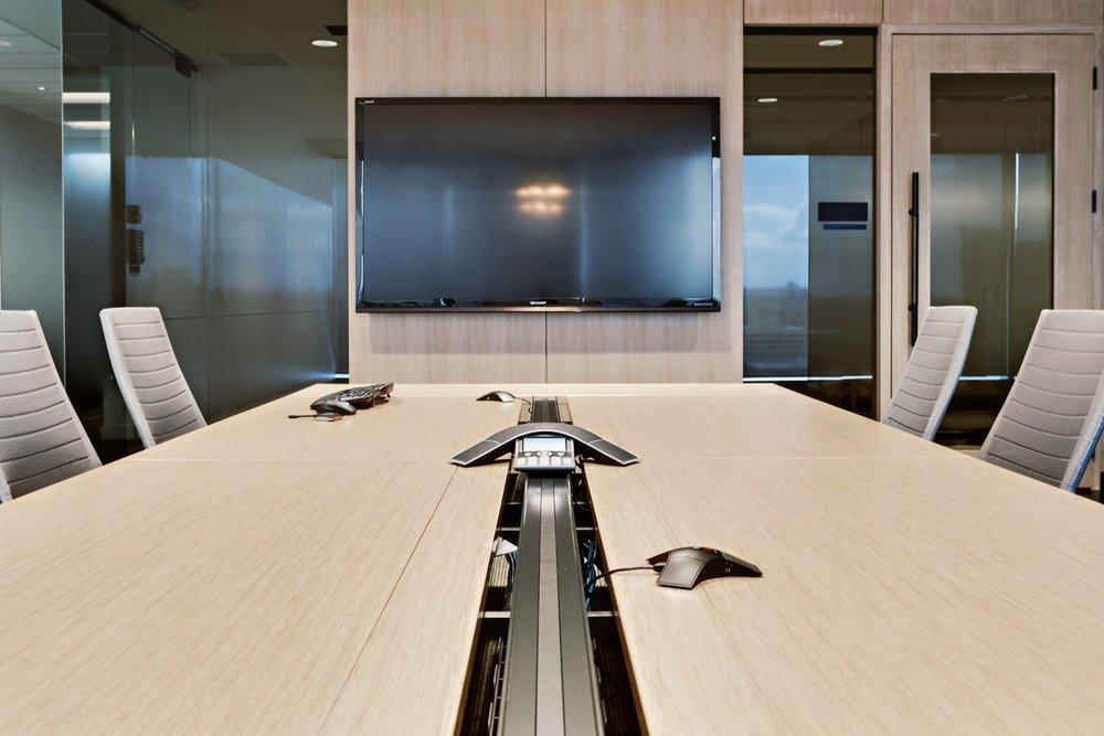 Corporate AV Installations, Meeting Room Equipment, Video Conferencing