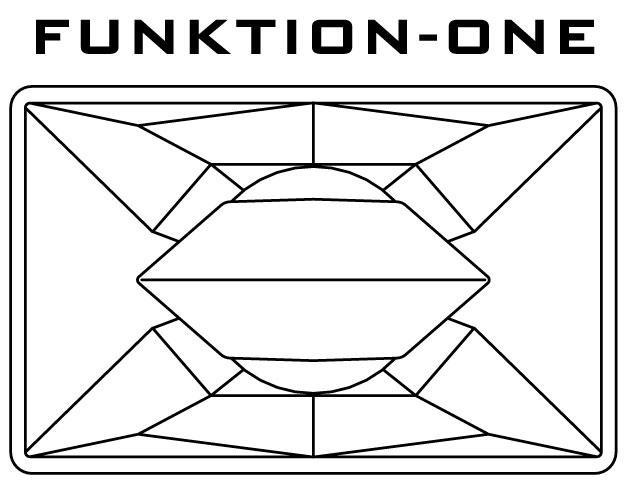 Funktion-One - Funktion One are English inventors and manufacturers of professional loudspeaker systems.Achieving the best possible audio quality is the principle motivating factor at Funktion One...
