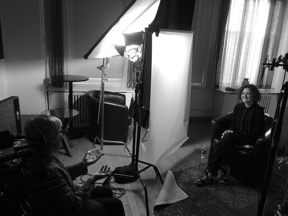 INTERVIEWS -