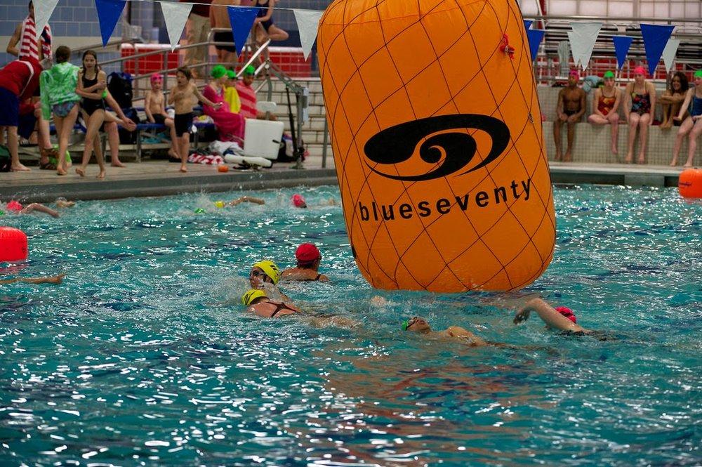 2013 Aloha Splash Special Olympics POWS Race Fundraiser
