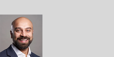 Milan Patel - Chief Client Officer, BlueVoyant