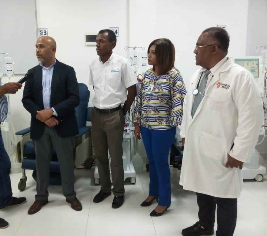 Remodelacion unidad hemodialisis hospital regional Nuestra Señora de la Altagracia. -