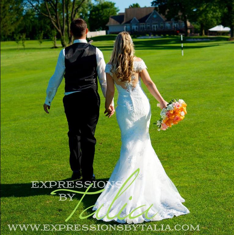 CBG Bride and Gent via  Expressions by Talia