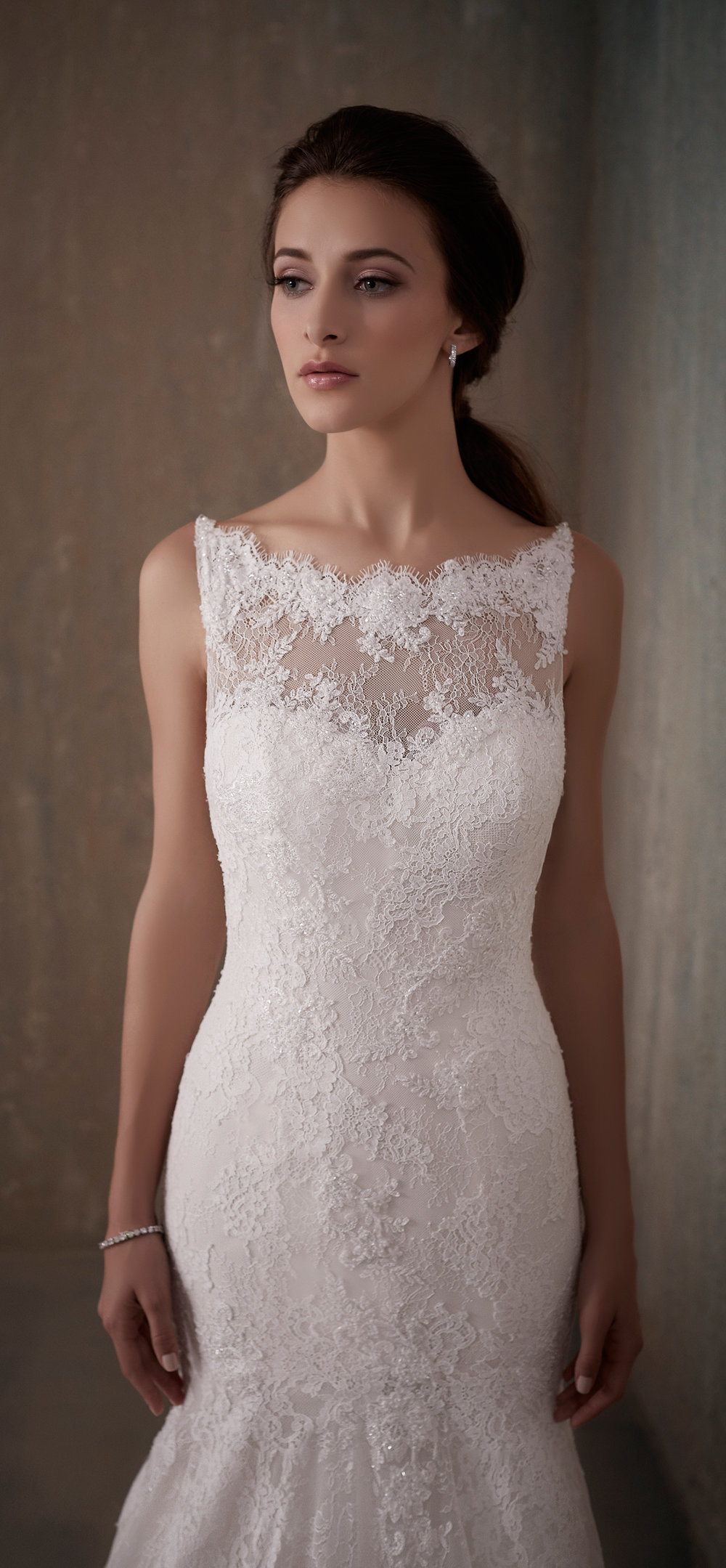 Adrianna Papell Style 31013 Country Bride and Gent Front Close Up.jpg
