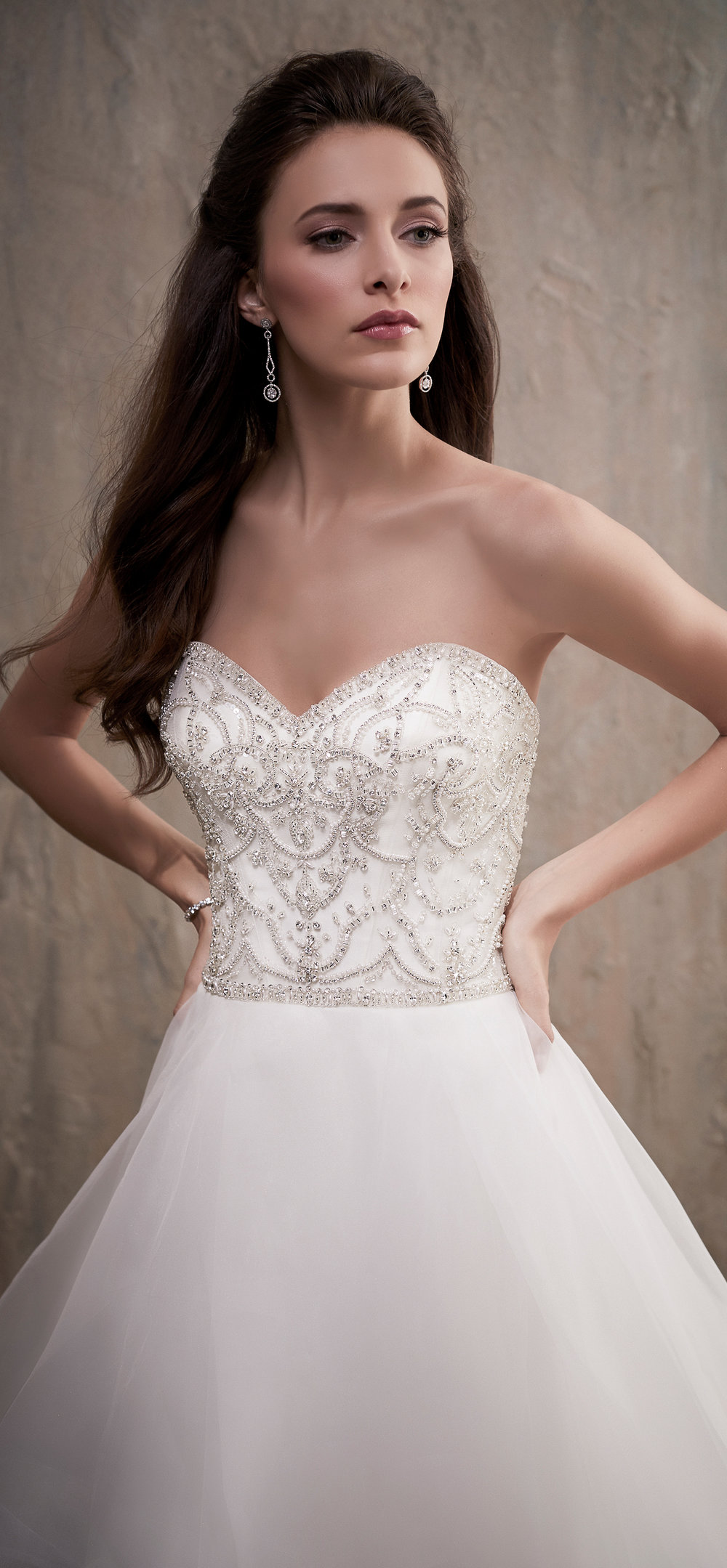 Adrianna Papell Style 31026 Country Bride and Gent Front Close Up.jpg