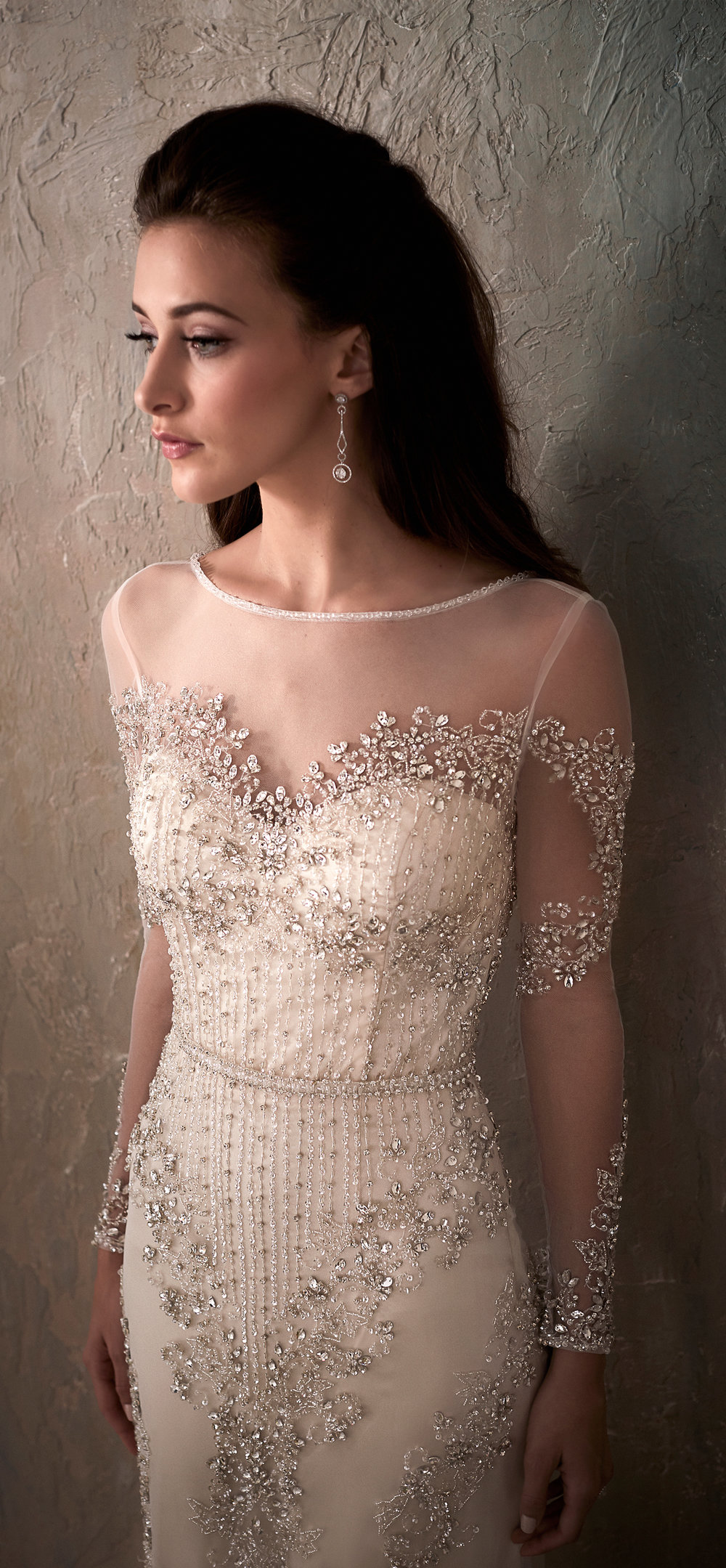 Adrianna Papell Style 31032 Country Bride and Gent Front View.jpg