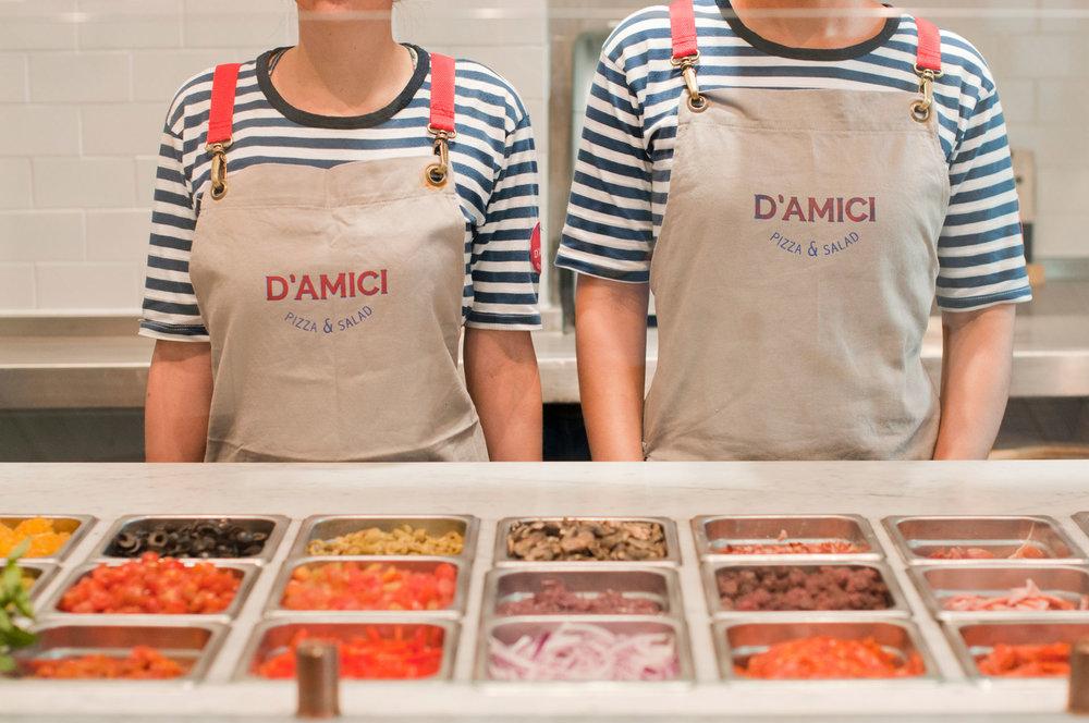 Brujita Damici Branding