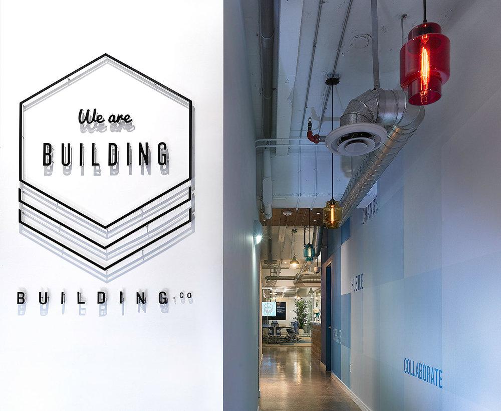 Brujita Building Diseño interior